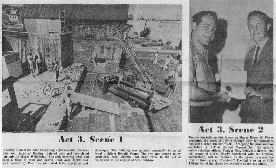 1967 June Capital Article Theatre Renovation 2