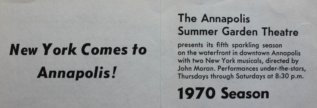 1970 All Musical Season