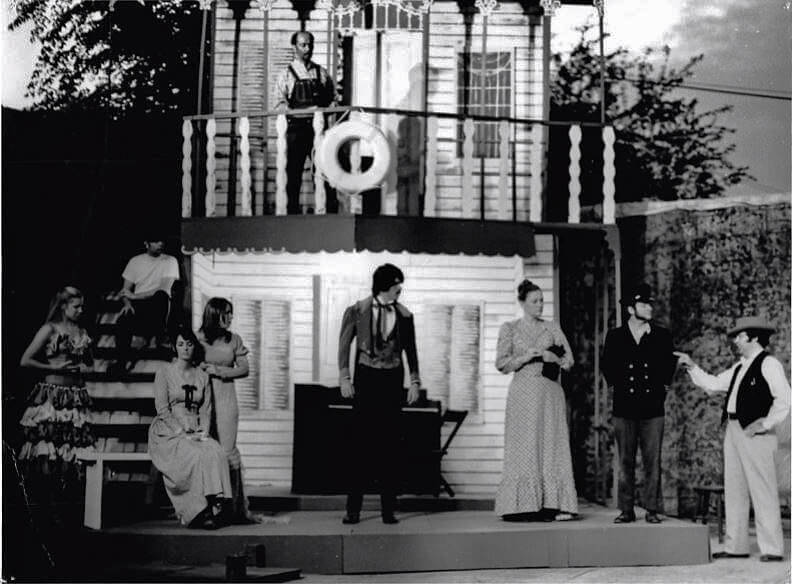 """""""Showboat"""" 1974"""