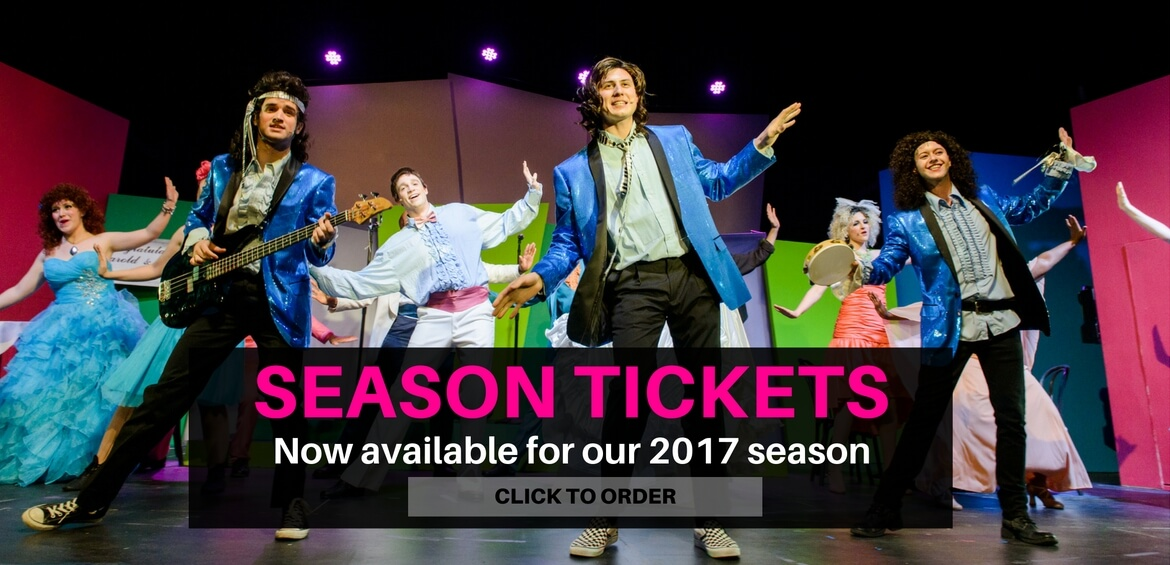 2017 Season Tickets Homepage Banner