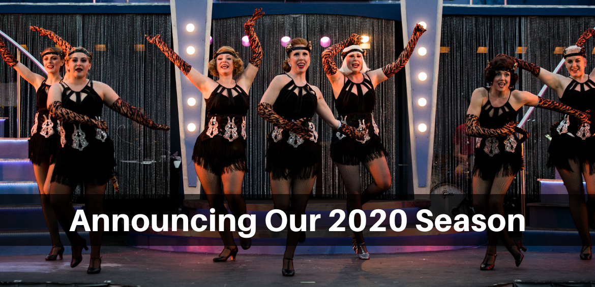 2020 Season Announcement - Photo by Alison Harbaugh, Sugar Farm Productions