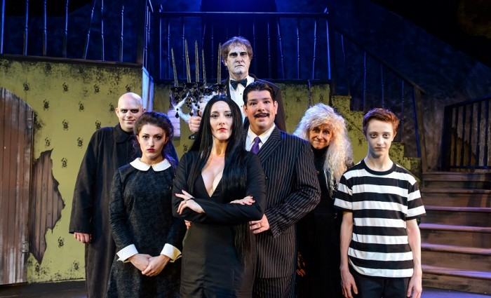 """The Addams Family"" 2015"