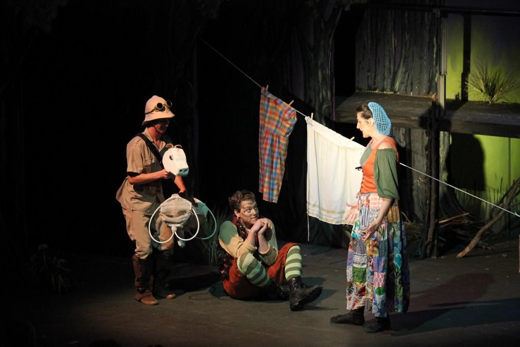 Artistic Positions Annapolis Summer Garden Theatre