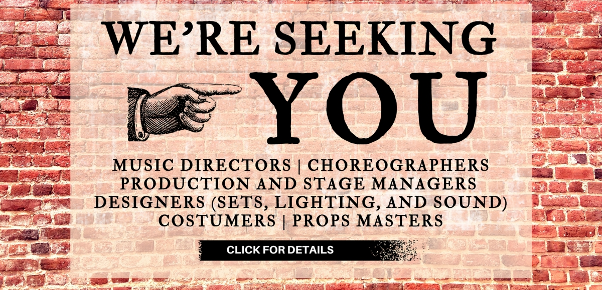 Call for Designers Homepage Banner