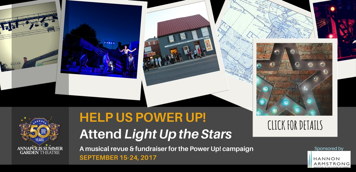 Light Up the Stars Homepage Banner