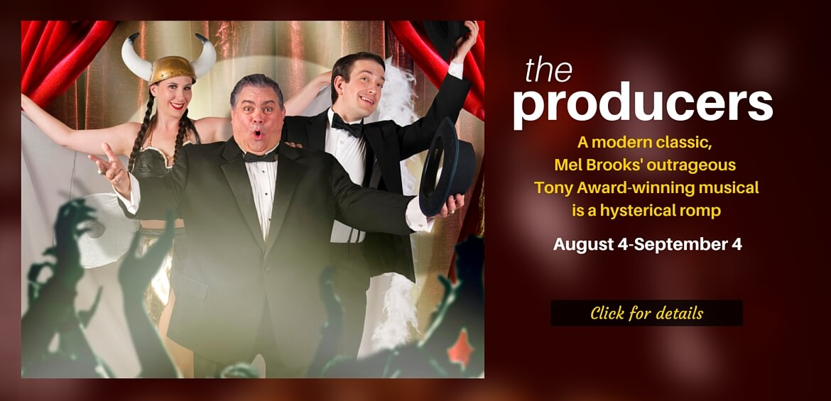 ASGT presents The Producers 2016