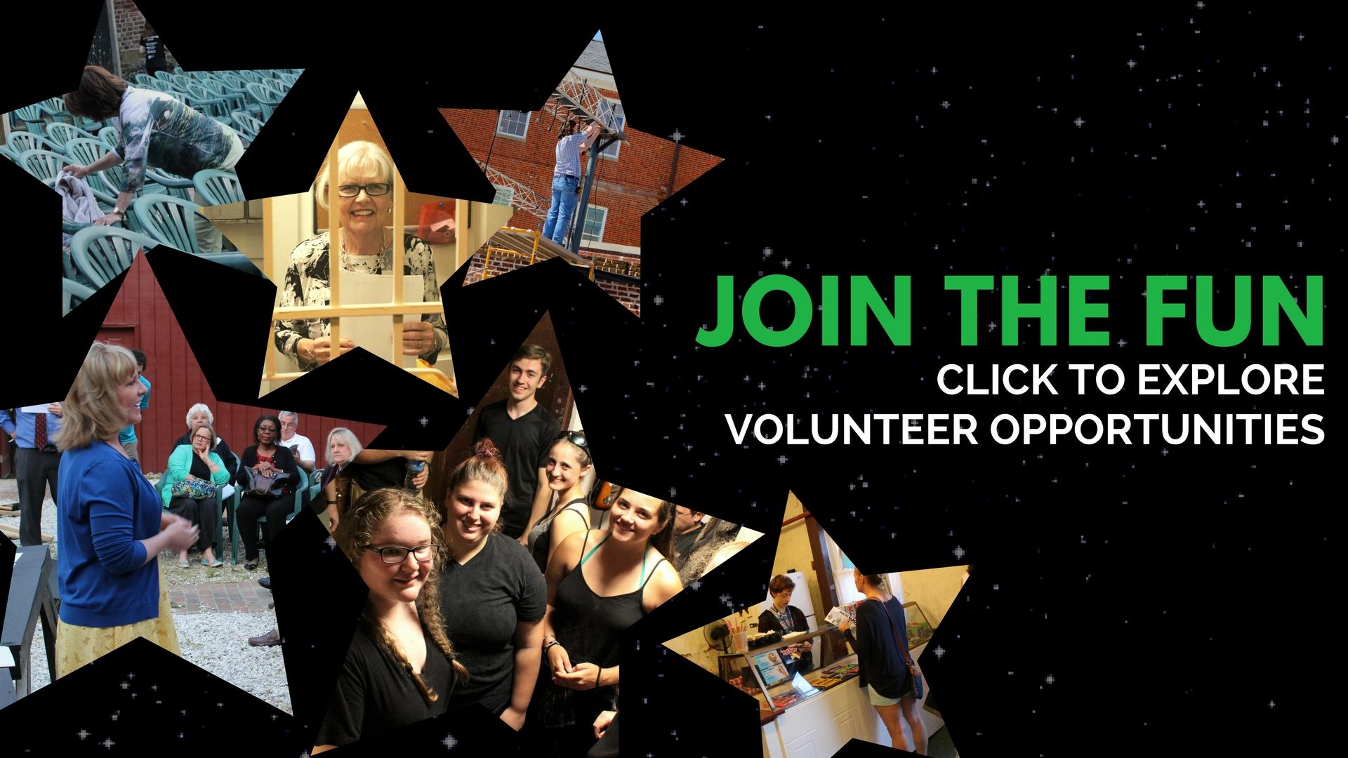 Volunteering 2018 Homepage Banner