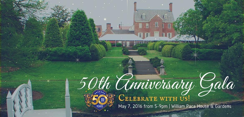 50th Anniversary 2016 Annapolis Summer Garden Theatre