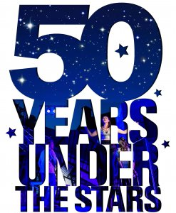 50 Years Graphic