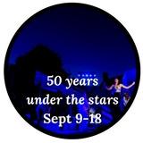 *50 Years Under the Stars*